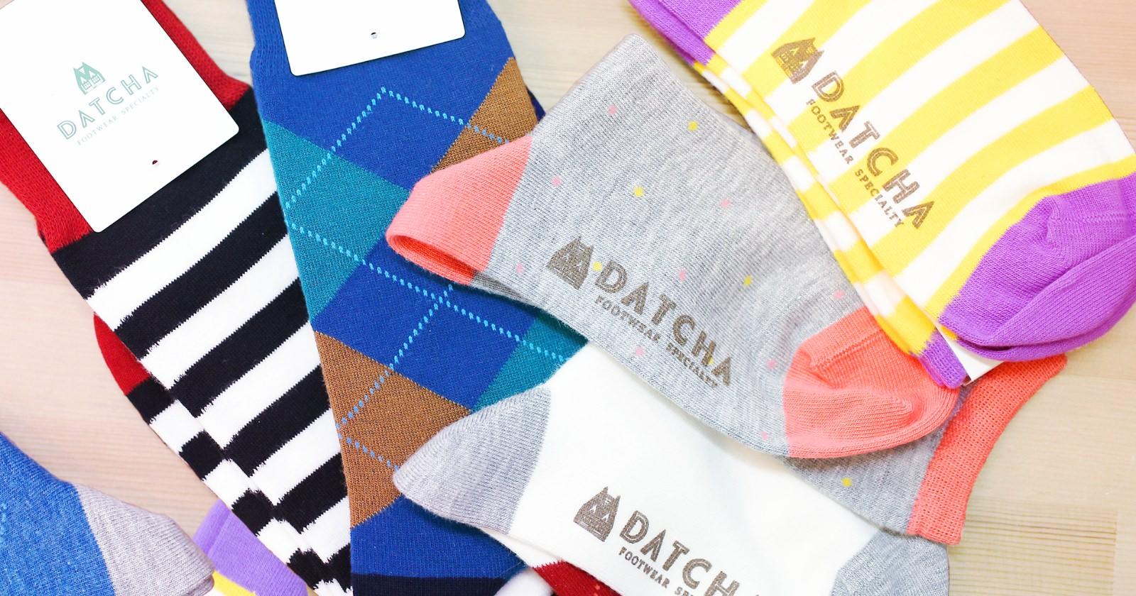 靴下の可能性と楽しみを広げるアイデア発信基地「DATCHA」