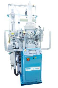 ソックス業界に革新をもたらしたイタリアの最新機器「LONATI」を導入。