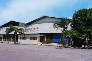 東洋テキスタイル タイ工場