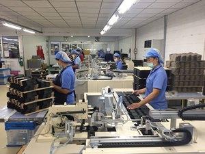 工場内のオートメーション化