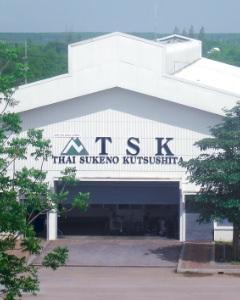 タイ助野ニット工場
