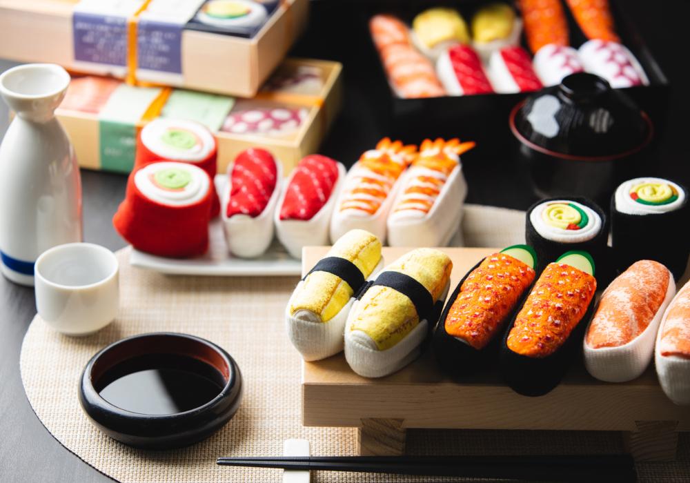 インパクト大!寿司そっくす!